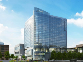 Loews Kansas City Hotel Officially Opens