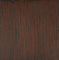 Aged Brown Oak Finish